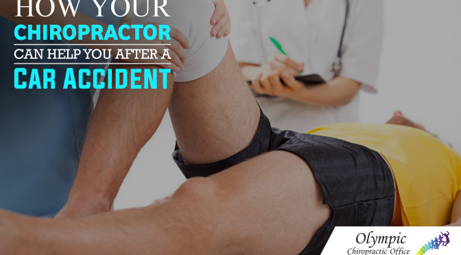 How Your Chiropractor Can Help You After A Car Accident